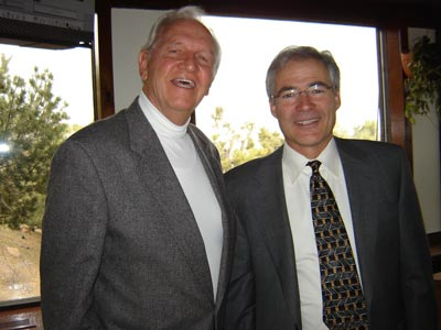 Ed Scott and Larry Green